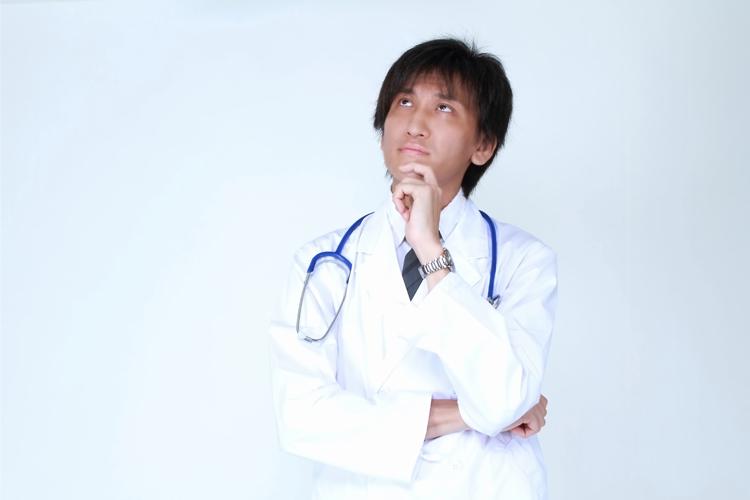 男性医師 消化器科34歳の場合